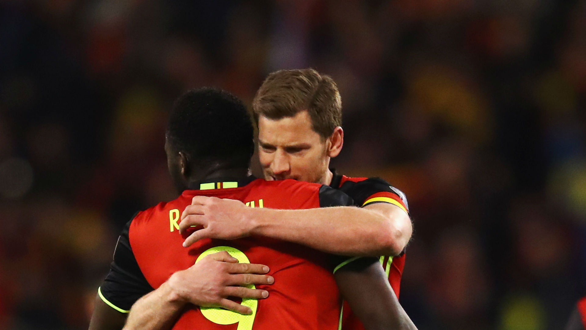 Belgium becomes first European country to qualify for 2018 World Cup
