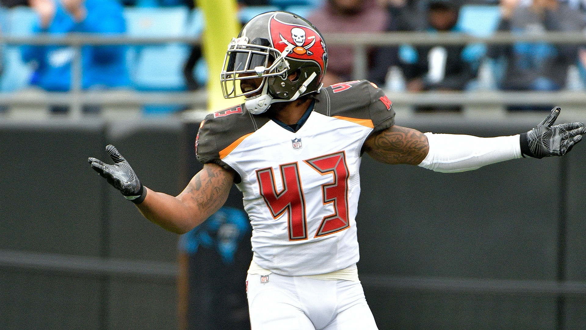 NFL free agency rumors: Pro Bowl safety T.J. Ward works out for Jaguars