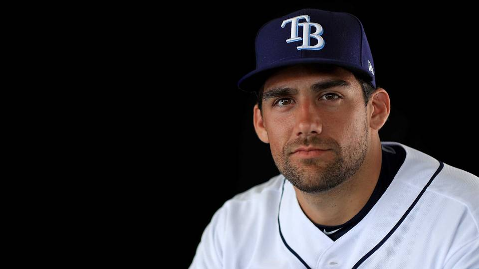 What did Nathan Eovaldi think of getting pulled with a no-hitter through 6?