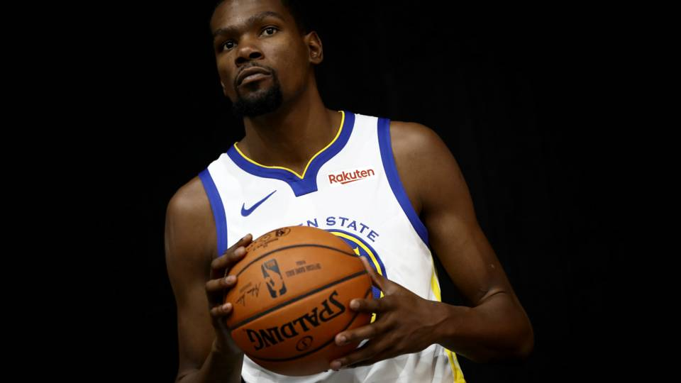 Kevin Durant on free agency: The only thing I'm thinking about is money