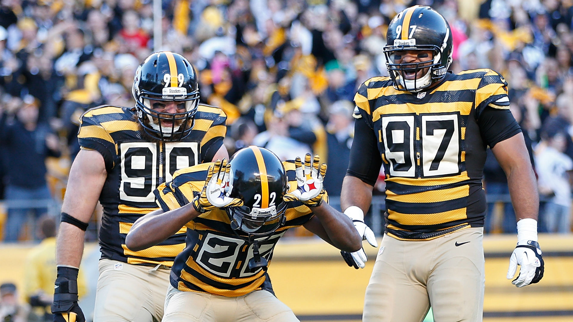 970ba776766 Steelers bringing back  bumblebee  uniforms for 2015