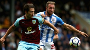 James Tarkowski and Laurent Depoitre - cropped