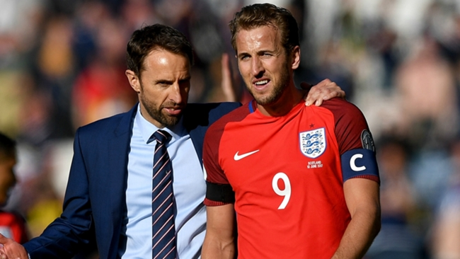 England's Harry Kane is one of a host of players expected to move this summer