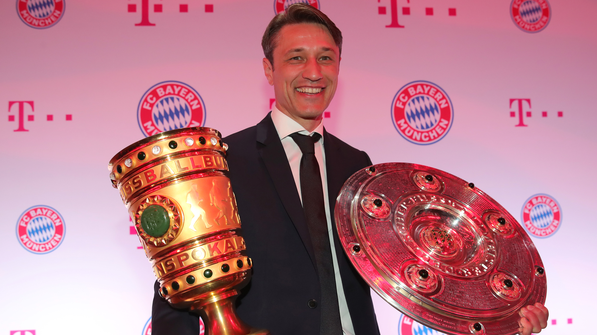 'Optimist' Kovac praises Bayern for doing 'great things' to turn season around