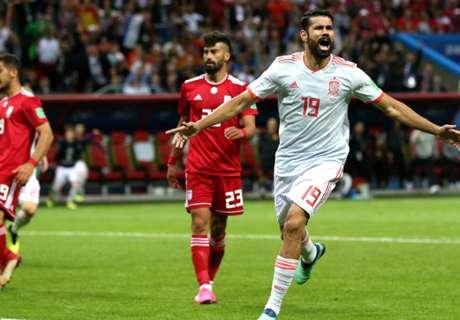 Diego Costa breaks Iran hearts to save shaky Spain