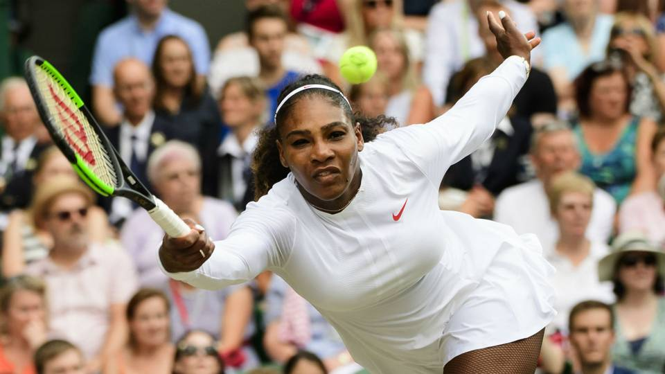 Serena Williams gets wild card for Rogers Cup