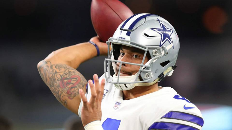 Dak Prescott wants to be 'greatest quarterback Cowboys ever had'