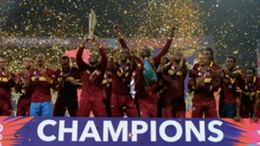 West Indies won the last T20 World Cup in 2016