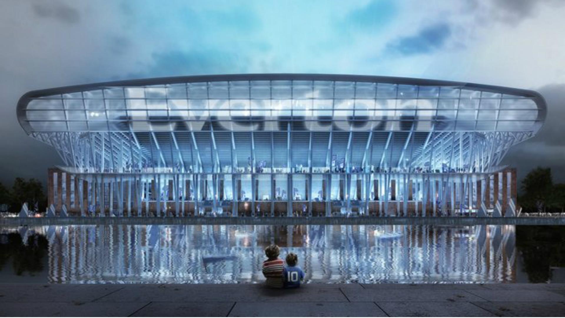 Everton news: Everton unveil 'game-changer' stadium design ...