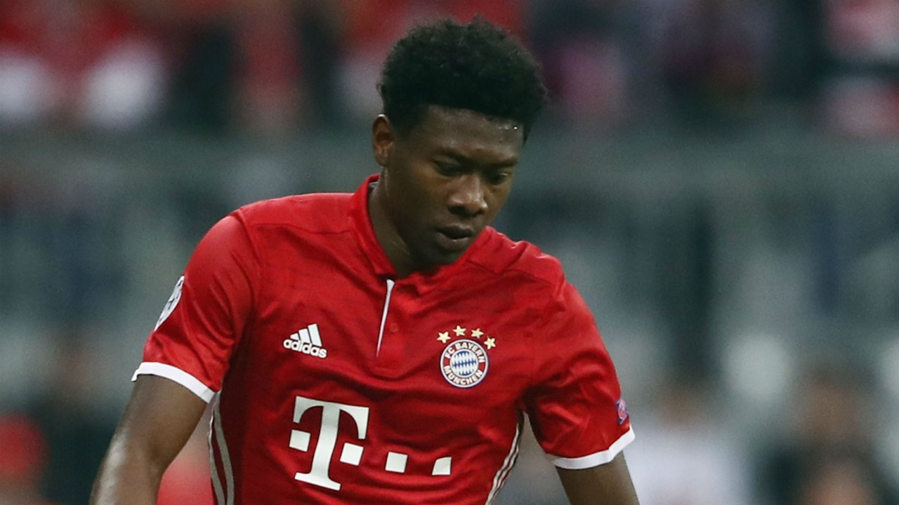 Bayern Munich David Alaba a doubt for DFB Pokal semi