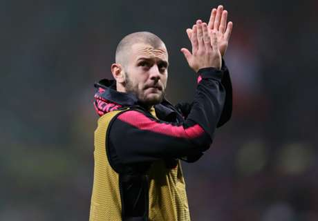 Emery reveals why Arsenal released Wilshere