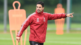 Mikel Arteta remains upbeat about Arsenal as they prepare to face Burnley on Saturday