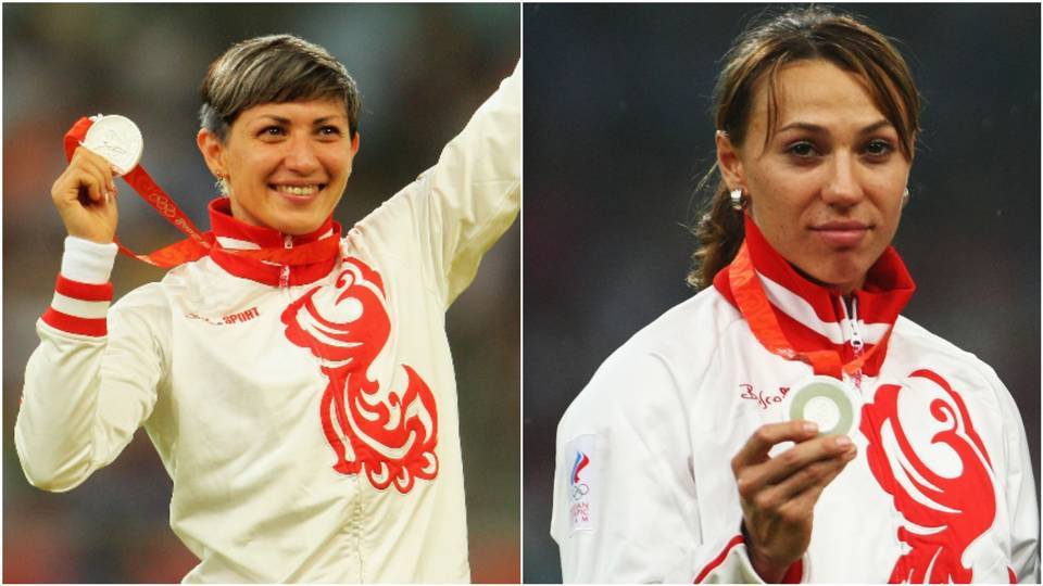 Russian duo stripped of Olympic medals after CAS rejects appeals