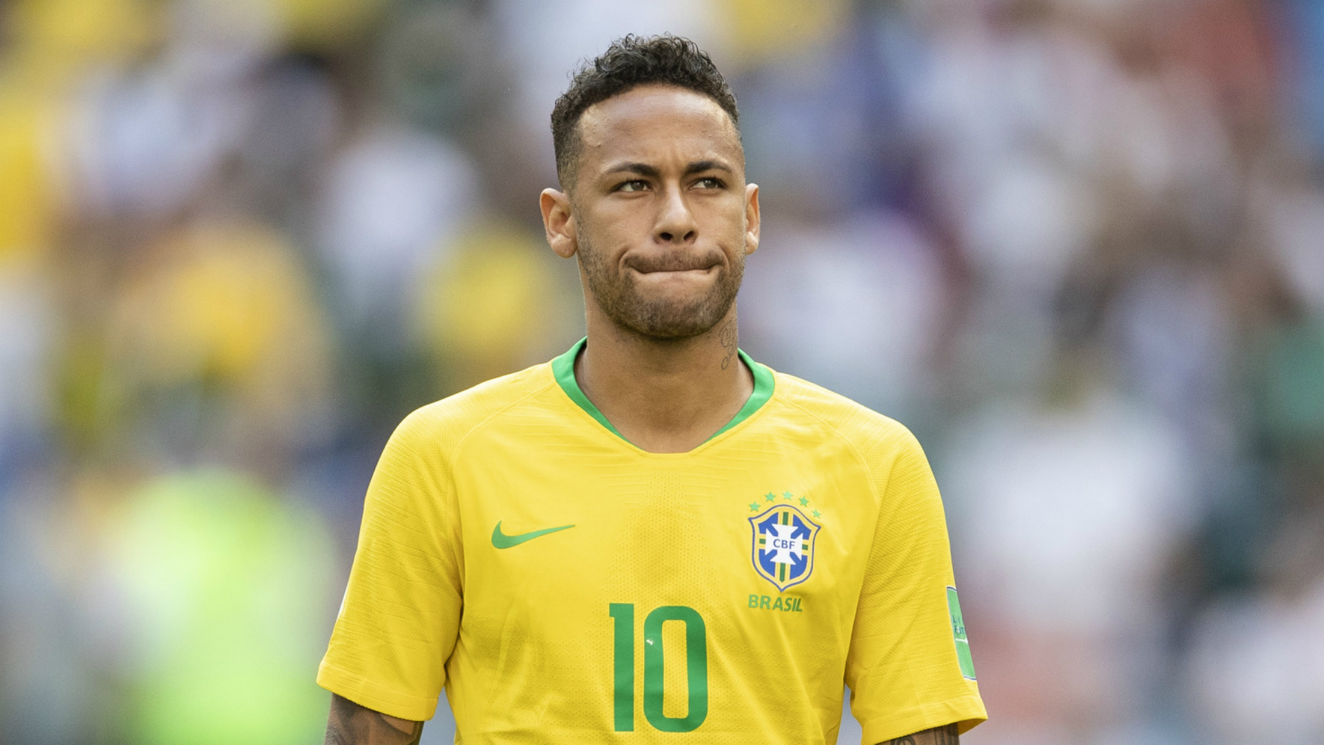We have to learn to suffer, says Neymar