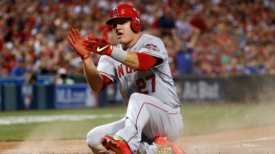 Angels clap back at Rob Manfred's marketing comments on Mike Trout