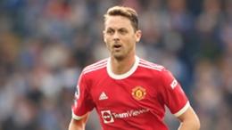 Manchester United midfielder Nemanja Matic