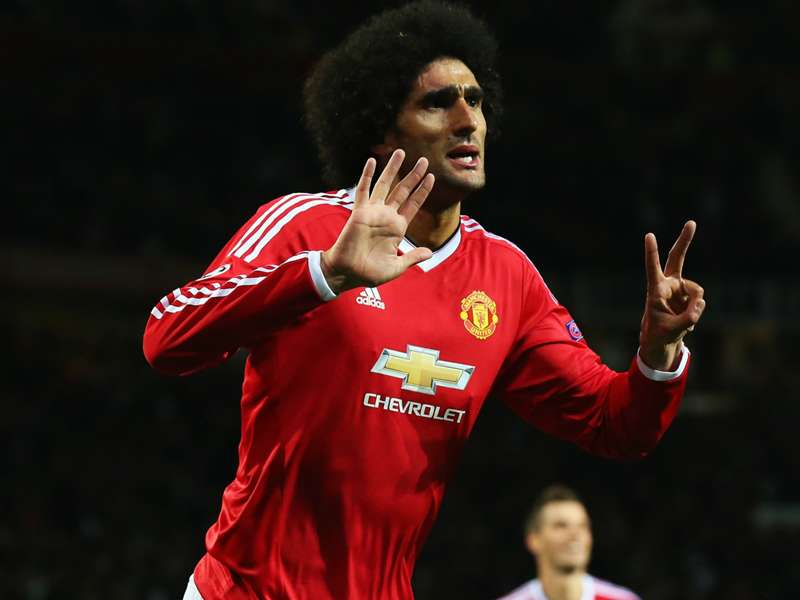 Man Utd trio Fellaini, Jones and Valencia back in contention after injuries