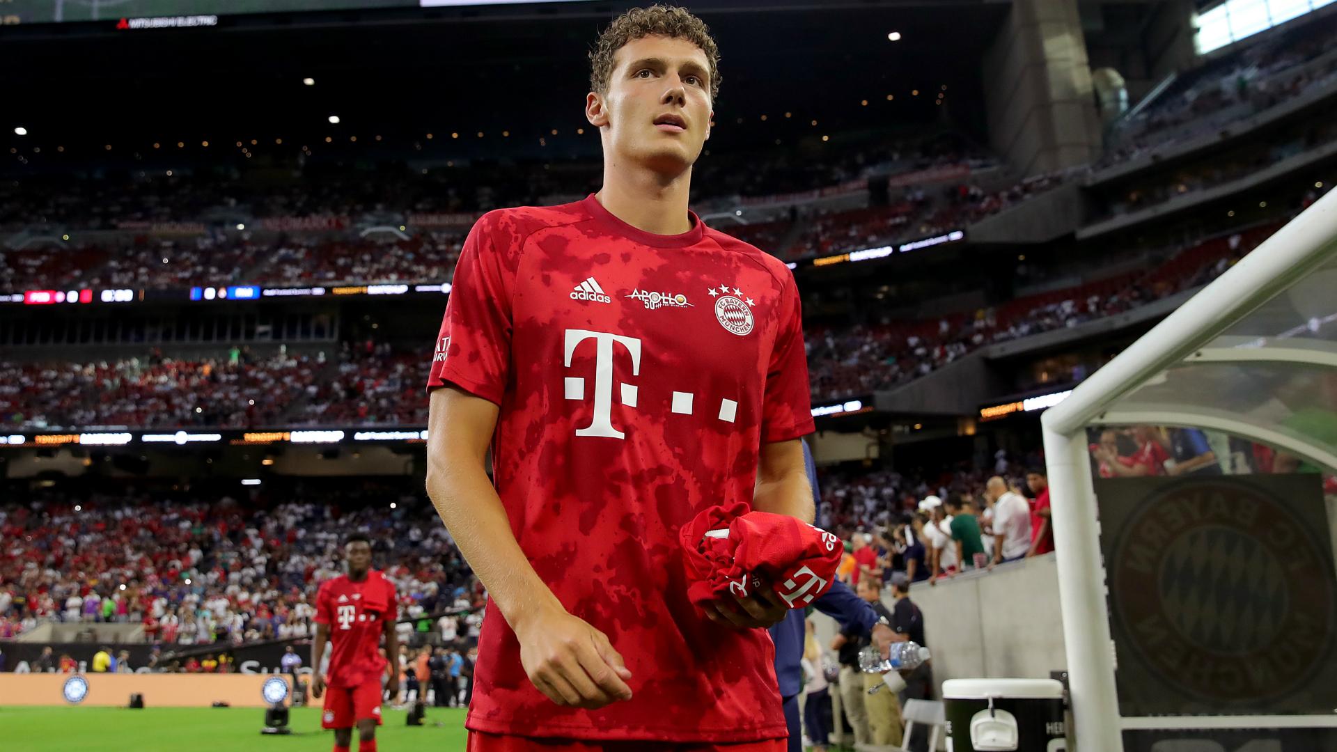 'I have a lot of confidence' - Pavard expecting big season at Bayern