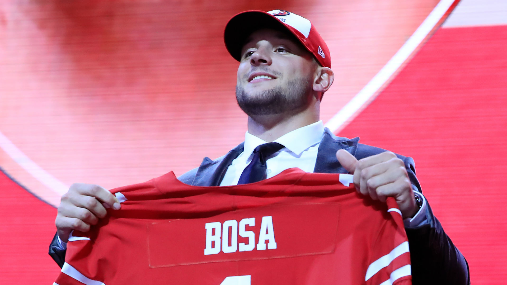 NFL Draft 2019: Nick Bosa says he was 'a little insensitive' about past social media comments
