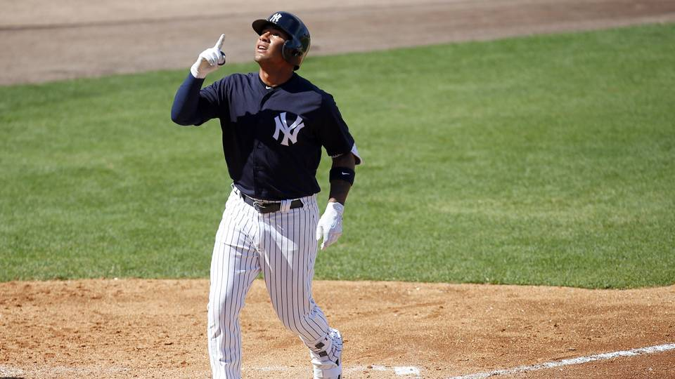 Yankees reportedly promote top prospect Gleyber Torres