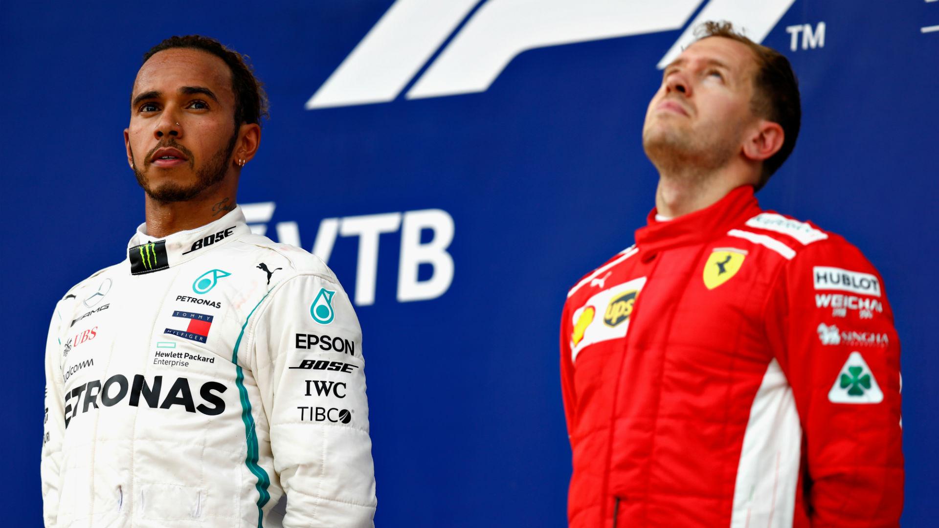 Hamilton believes Ferrari cracked under pressure as he claimed pole