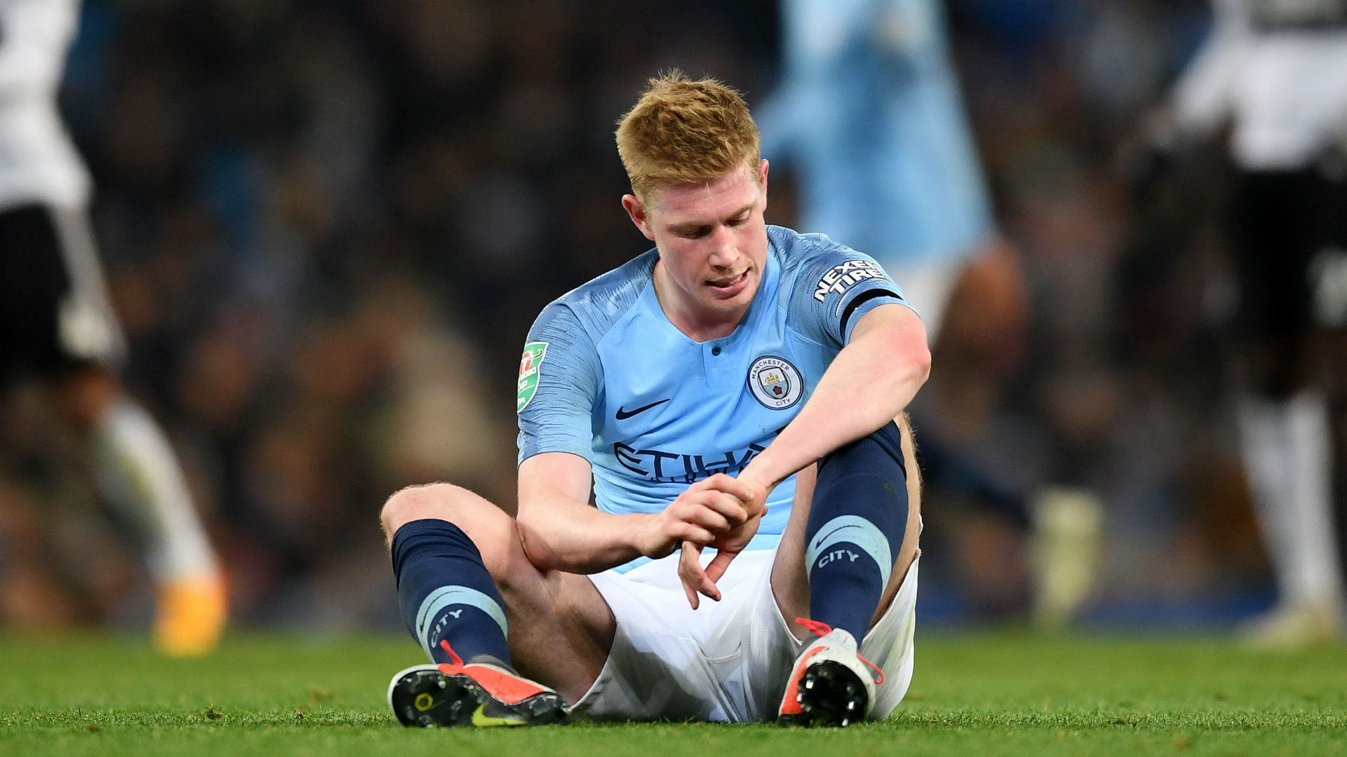 Manchester City star succinctly points out how English media helps 'fuel racism'