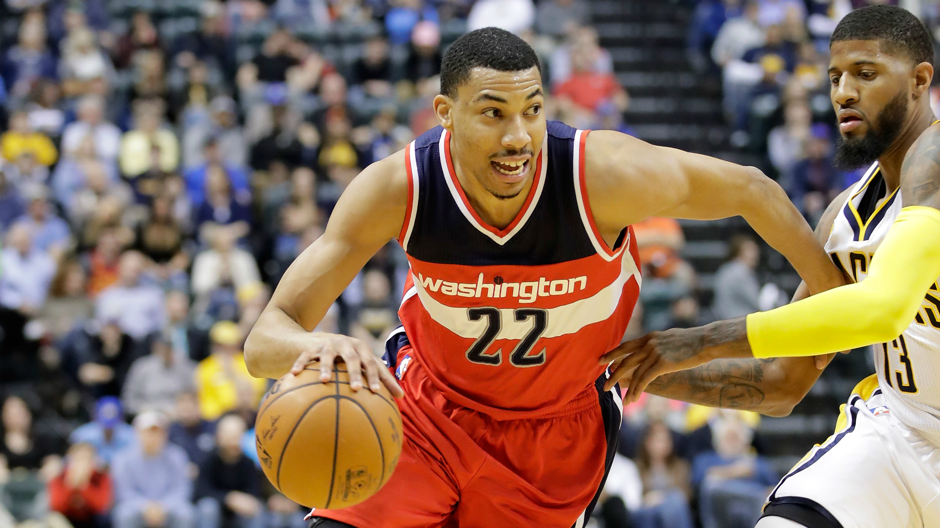74310f9f2e15 Otto Porter is rumored to be target for the Pelicans
