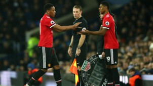 anthony martial marcus rashford - cropped