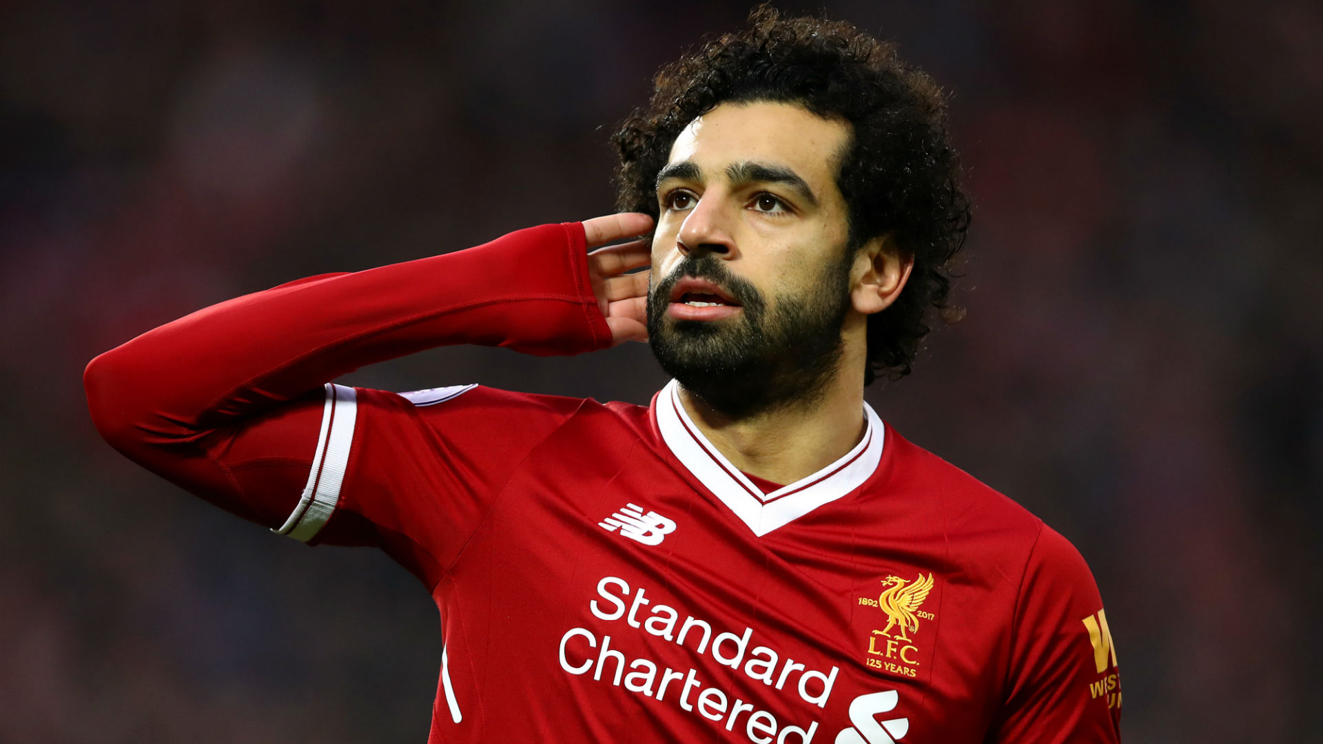 Even Mohamed Salah is revelling in Manchester United's Champions League exit
