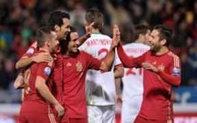 Spain Belarus