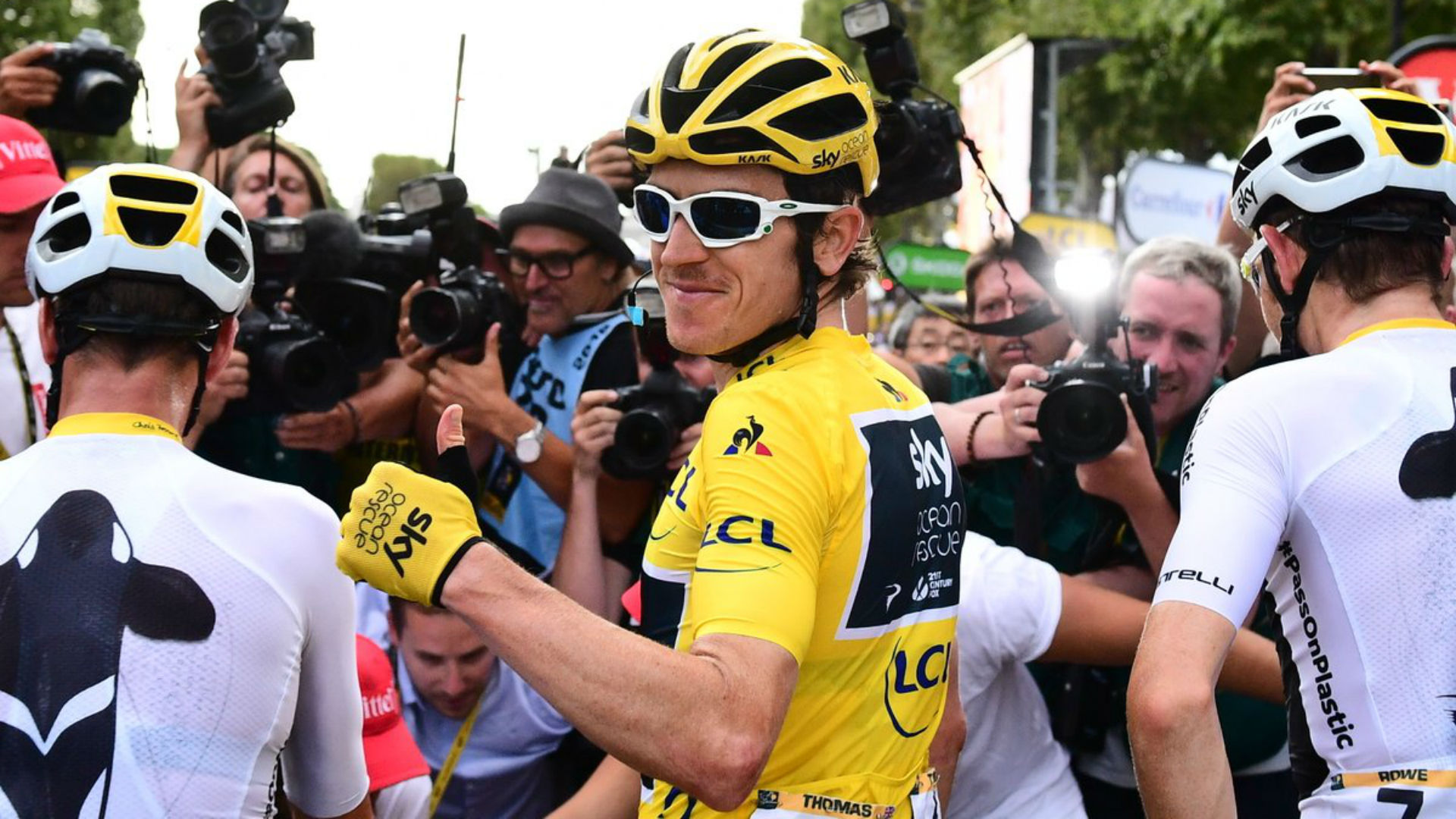 Tour de France 2019 by the numbers