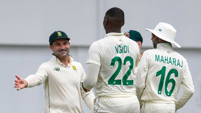 South Africa dismantled West Indies for 97
