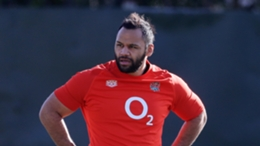Billy Vunipola is not part of England's latest training squad