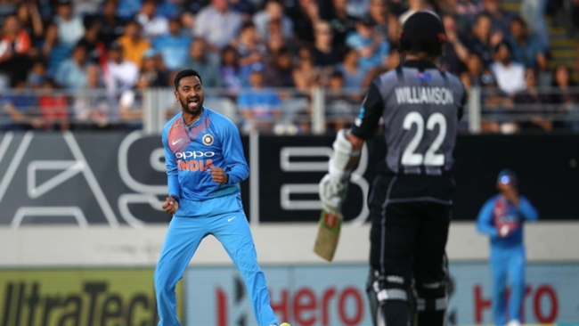 India all-rounder Krunal Pandya