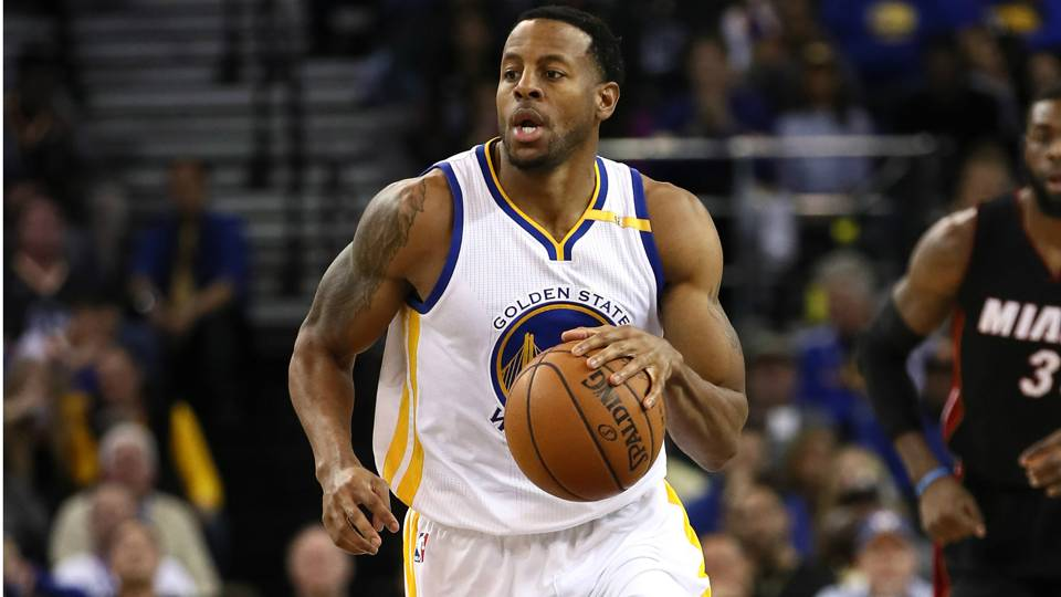 NBA playoffs 2018: Warriors' Andre Iguodala ruled out for Game 5 vs. Rockets