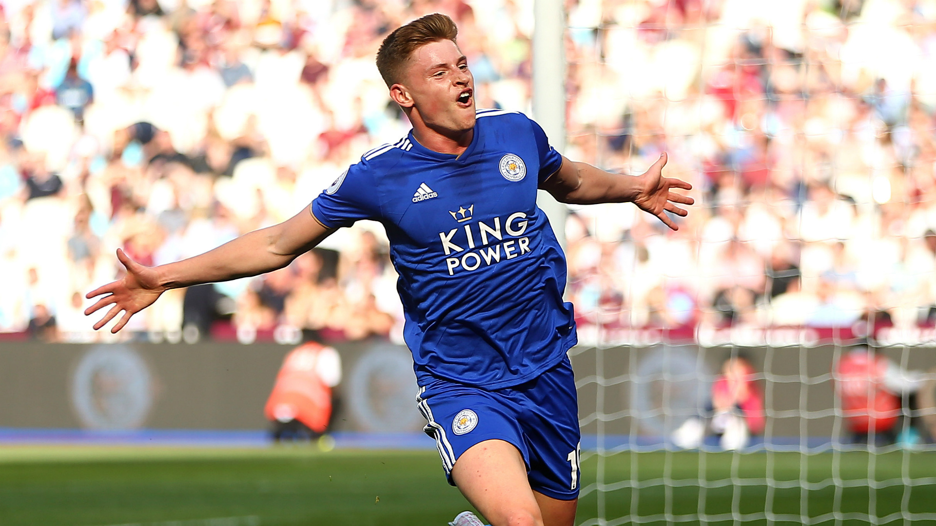 Image result for leicester city vs west ham