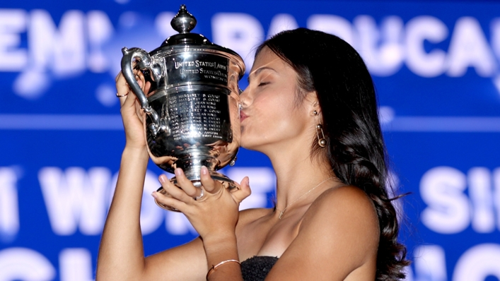 Emma Raducanu stunned the tennis world with her US Open triumph