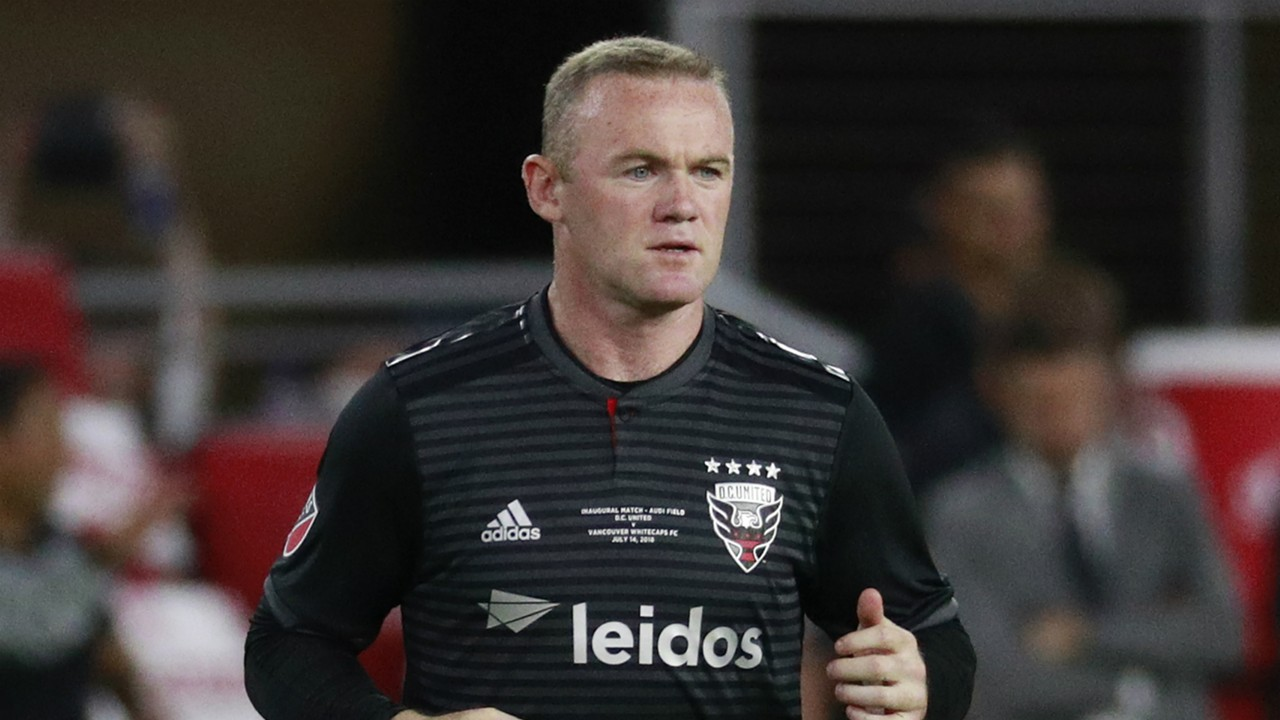 Rooney predicts 'exciting' future in America after being named in MLS Best XI