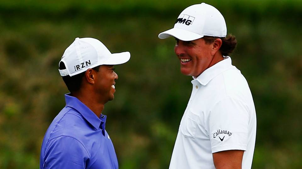 Tiger Woods confirms Thanksgiving match against Phil Mickelson