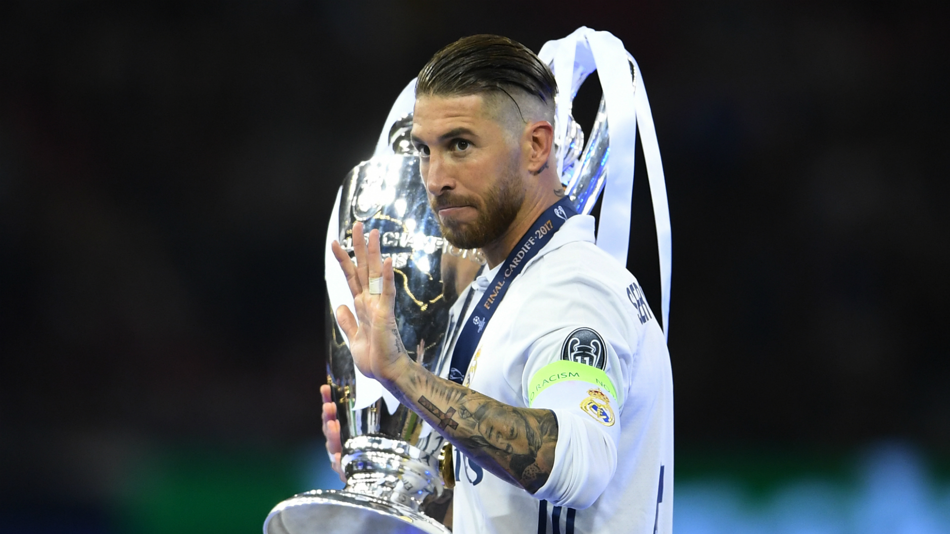 Slikovni rezultat za Real Madrid captain Sergio Ramos 'did not breach anti-doping rules' after Champions League