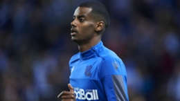 Alexander Isak had been linked with a move after impressing for club and country