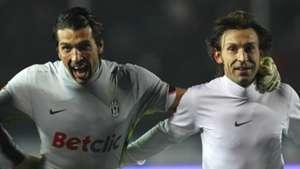 Gianluigi Buffon and Andrea Pirlo - cropped