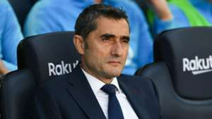 'I don't think too much about my future' - Valverde keen to keep Barca focus on Copa final