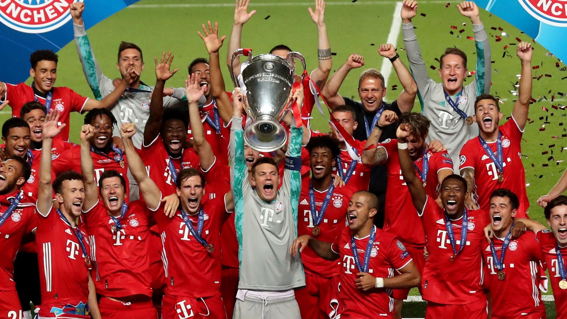 Paris Saint Germain 0 1 Bayern Munich The Key Opta Facts From The Champions League Final