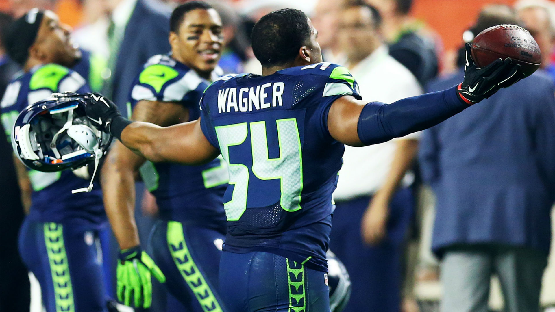 Seahawks' Bobby Wagner on targeting: They don't know 'what is a clean hit'