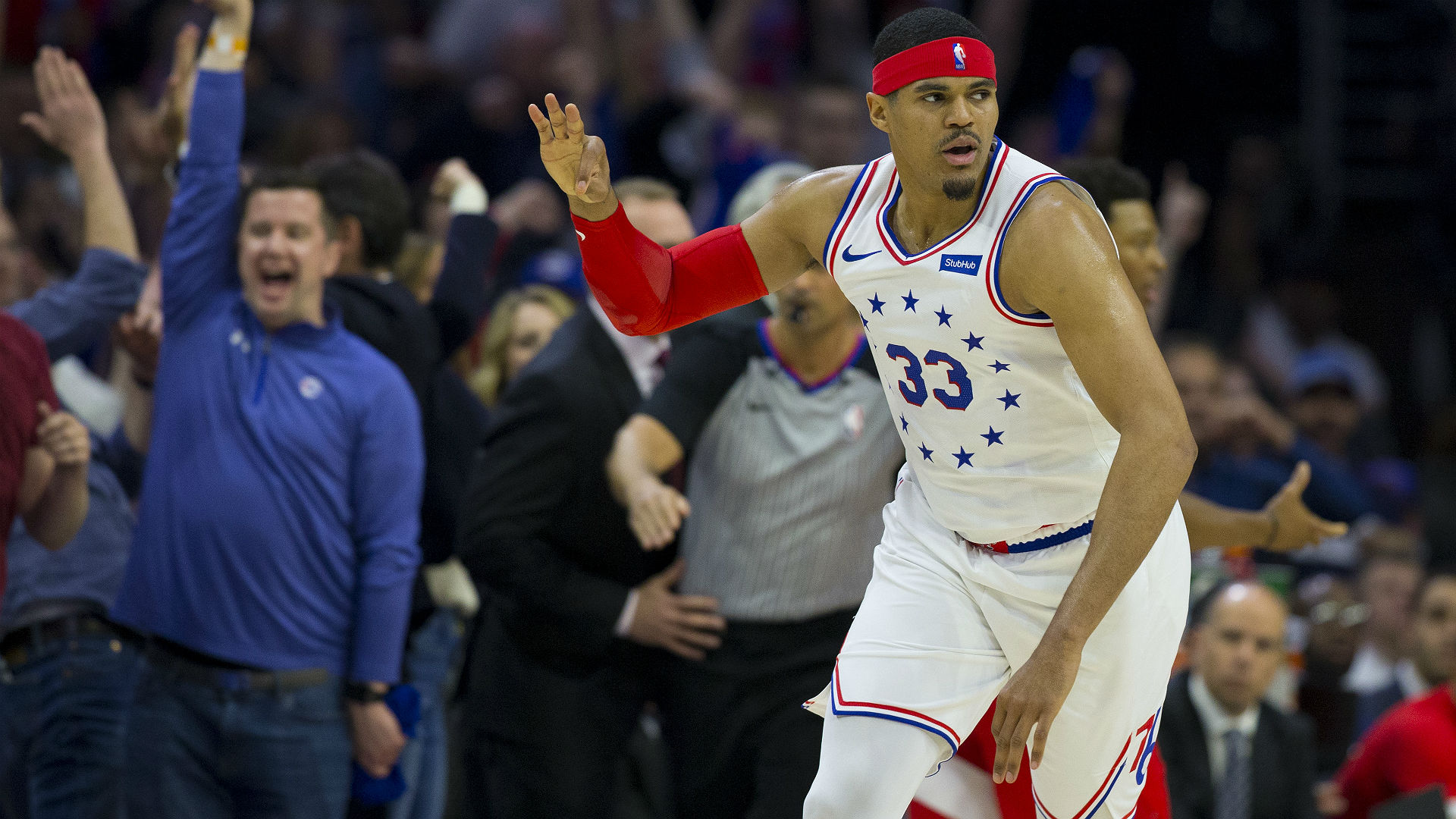 NBA free agency rumors: Nets, Tobias Harris have mutual interest