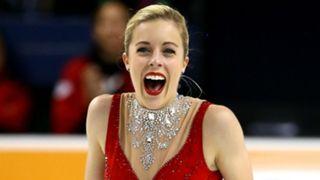 U.S. figure skating champion Ashley Wagner