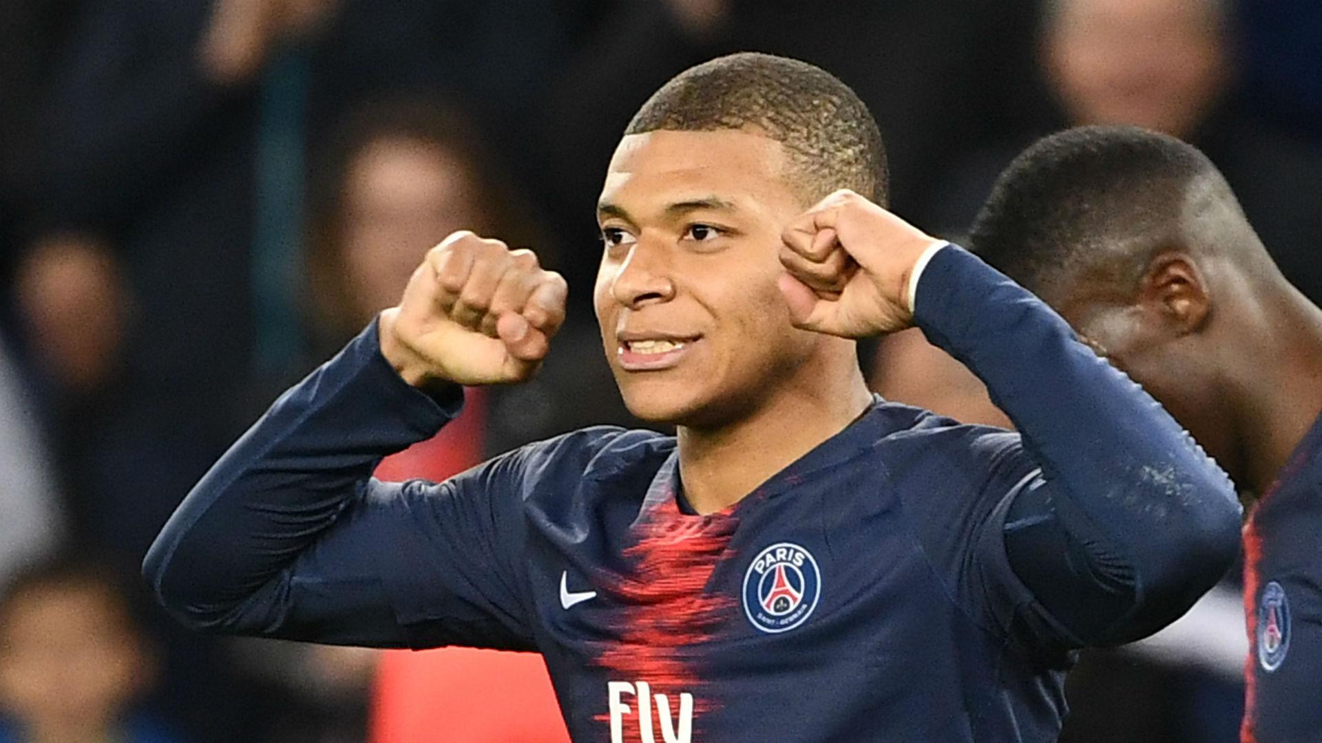 Ligue 1: Kylian Mbappe breaks record in PSG win