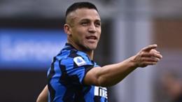 Inter's Alexis Sanchez