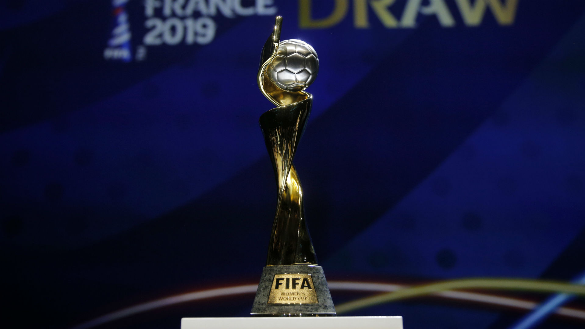 Stage set for Women's World Cup draw